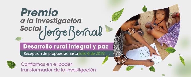 Premio Jorge Bernal